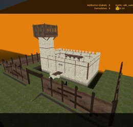 Destructible Castle [ALPA 2] For Garry's Mod Image 1