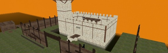 Destructible Castle [ALPA 2]