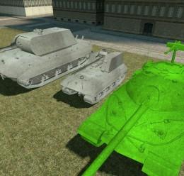 tank pack V2 For Garry's Mod Image 1