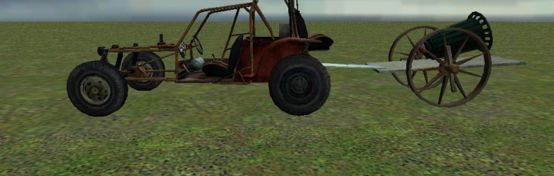 wots_car_and_connon.zip For Garry's Mod Image 1