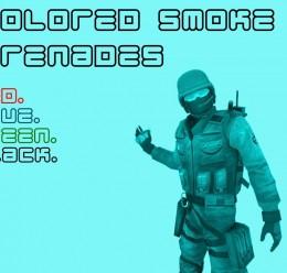 smokes_grenades.zip For Garry's Mod Image 1