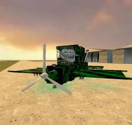 war_plane_mkx_4.zip For Garry's Mod Image 1