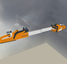 dm_giant_chainsaw.zip For Garry's Mod Image 1