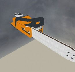 dm_giant_chainsaw.zip For Garry's Mod Image 3
