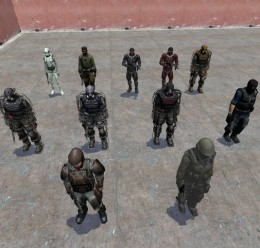 newnpcsoldiersv1.5.zip For Garry's Mod Image 1