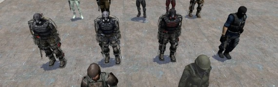 New NPC Soldiers v1.5