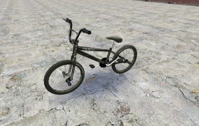 Driveable bike For Garry's Mod Image 1