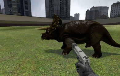 triceratops_npc.zip For Garry's Mod Image 2