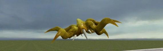 Alien Swarm Parasite *Ragdoll*