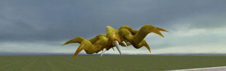 Alien Swarm Parasite *Ragdoll* For Garry's Mod Image 1