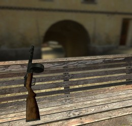ppsh-41.zip For Garry's Mod Image 1