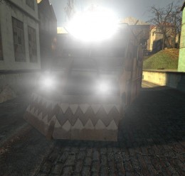 L4D Armored Truck Driveable For Garry's Mod Image 1
