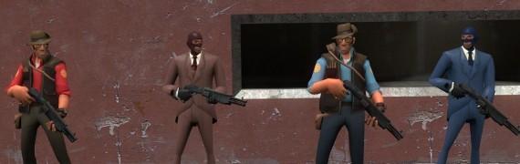 Sniper & Spy NPCS