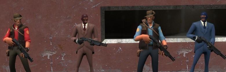 Sniper & Spy NPCS For Garry's Mod Image 1