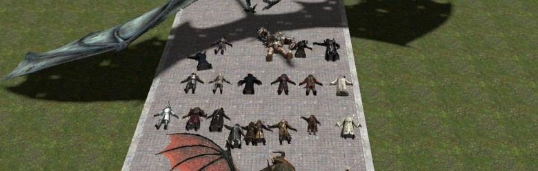 Lord of the Rings Models. For Garry's Mod Image 1