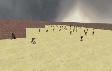 zombie_maze_v3.zip For Garry's Mod Image 2