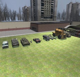Half-Life 2 Beta Vehicles For Garry's Mod Image 2