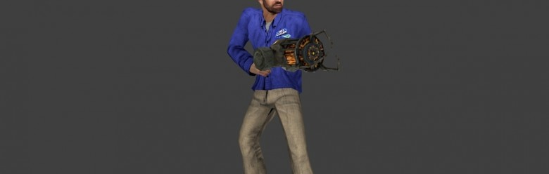 billy_mays_player.zip For Garry's Mod Image 1