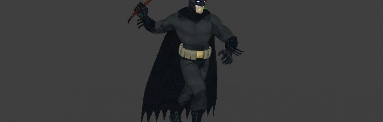Batman Player For Garry's Mod Image 1