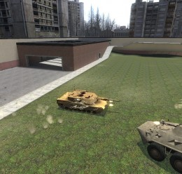 drivable military vehicles.zip For Garry's Mod Image 1