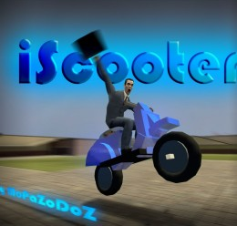 iscooter.zip For Garry's Mod Image 1