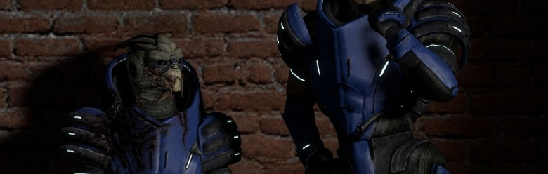mass_effect_2_garrus_+_archang For Garry's Mod Image 1