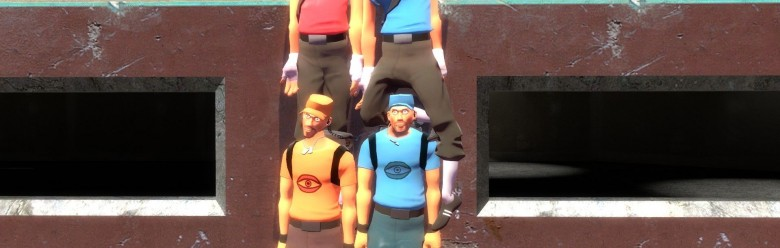 TF2 Classic Scout For Garry's Mod Image 1