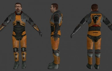 gordon_freeman.zip For Garry's Mod Image 1