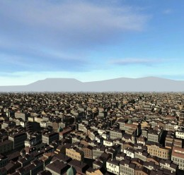 gm_abovecity.zip For Garry's Mod Image 1