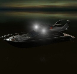 Drivable yacht For Garry's Mod Image 2