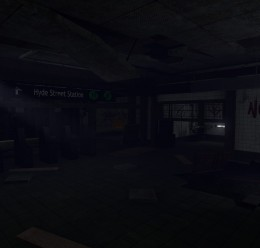 Faceless - Hyde St. Station For Garry's Mod Image 2