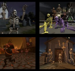 TF2 Hex - Natural Skeletons For Garry's Mod Image 2