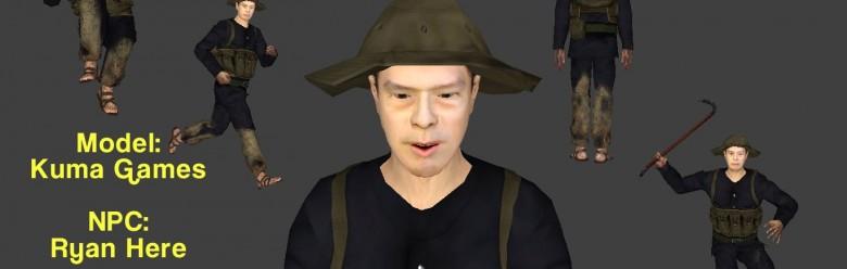 Viet Cong Playermodel For Garry's Mod Image 1