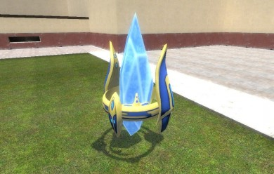 starcraft 2 pylon model For Garry's Mod Image 1