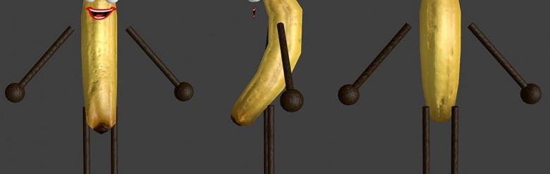 banana_joe.zip For Garry's Mod Image 1