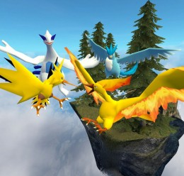 LTB's Pokemon 2000 Pack For Garry's Mod Image 1