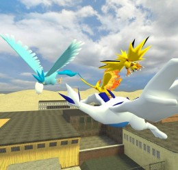 LTB's Pokemon 2000 Pack For Garry's Mod Image 2
