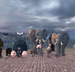 Animal Pack V1 For Garry's Mod Image 1