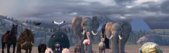 Animal Pack V1