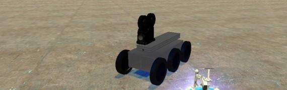 small spy bot V2