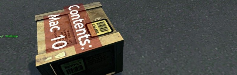empty_crate.zip For Garry's Mod Image 1