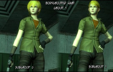 Metroid: Other M - Young Samus For Garry's Mod Image 2
