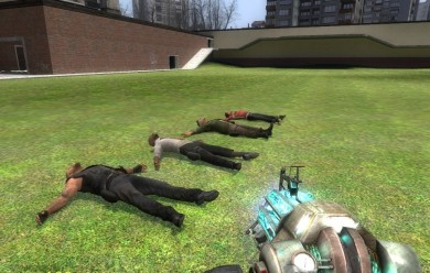 L4D Characters + Weapons For Garry's Mod Image 2