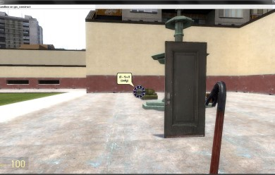 wirefadingdoor.zip For Garry's Mod Image 1