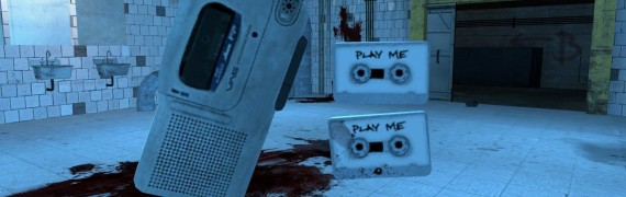 Saw Tape Recorder & Tape