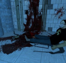 saw_hacksaw_and_gordon's_foot_ For Garry's Mod Image 3