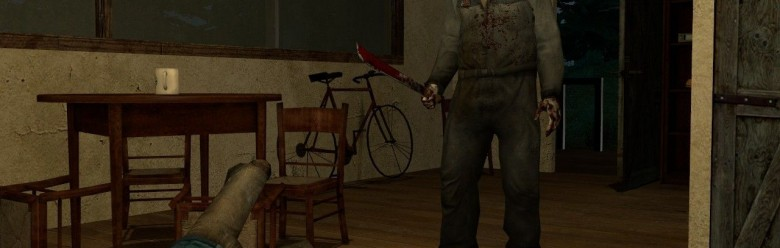 Jason Voorhees Npc For Garry's Mod Image 1