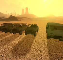 COD4 Vehicles Pack V.01 For Garry's Mod Image 2