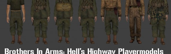 Hell's Highway Players
