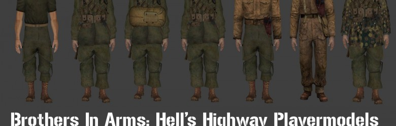 Hell's Highway Players For Garry's Mod Image 1